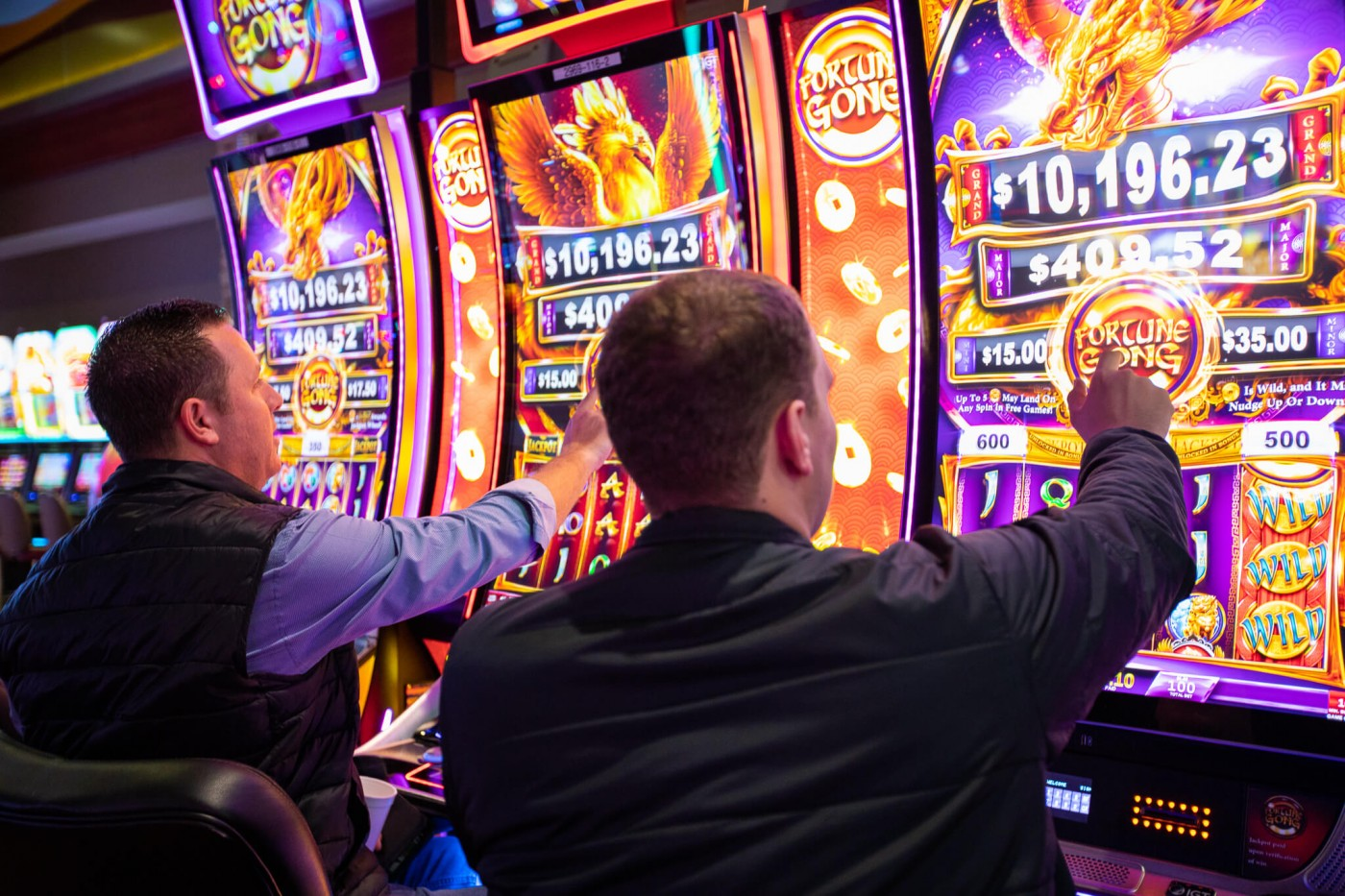 What are the tips to win slot machines?